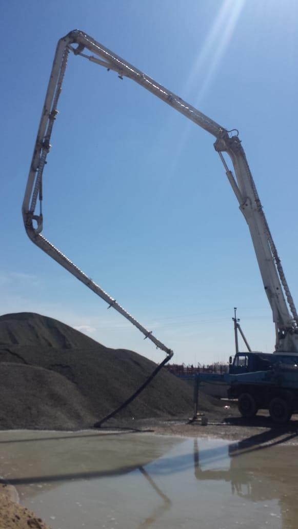 Бетон в атырау купить автомобиль для перевозки бетонной смеси